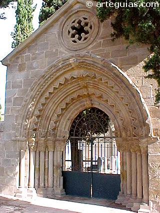 Couverture romane à NavarreRe