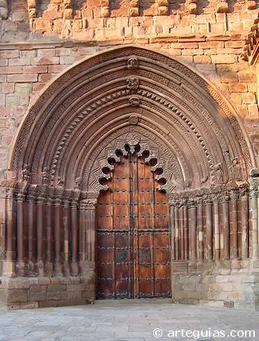 CIRAUQUI. Camino de Santiago à Navarra